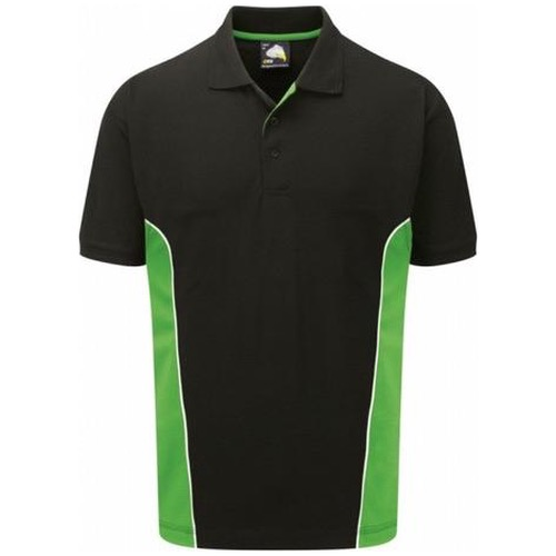 Orn clothing x198 sportstone poloshirt embroidery bk for Work polo shirts embroidered