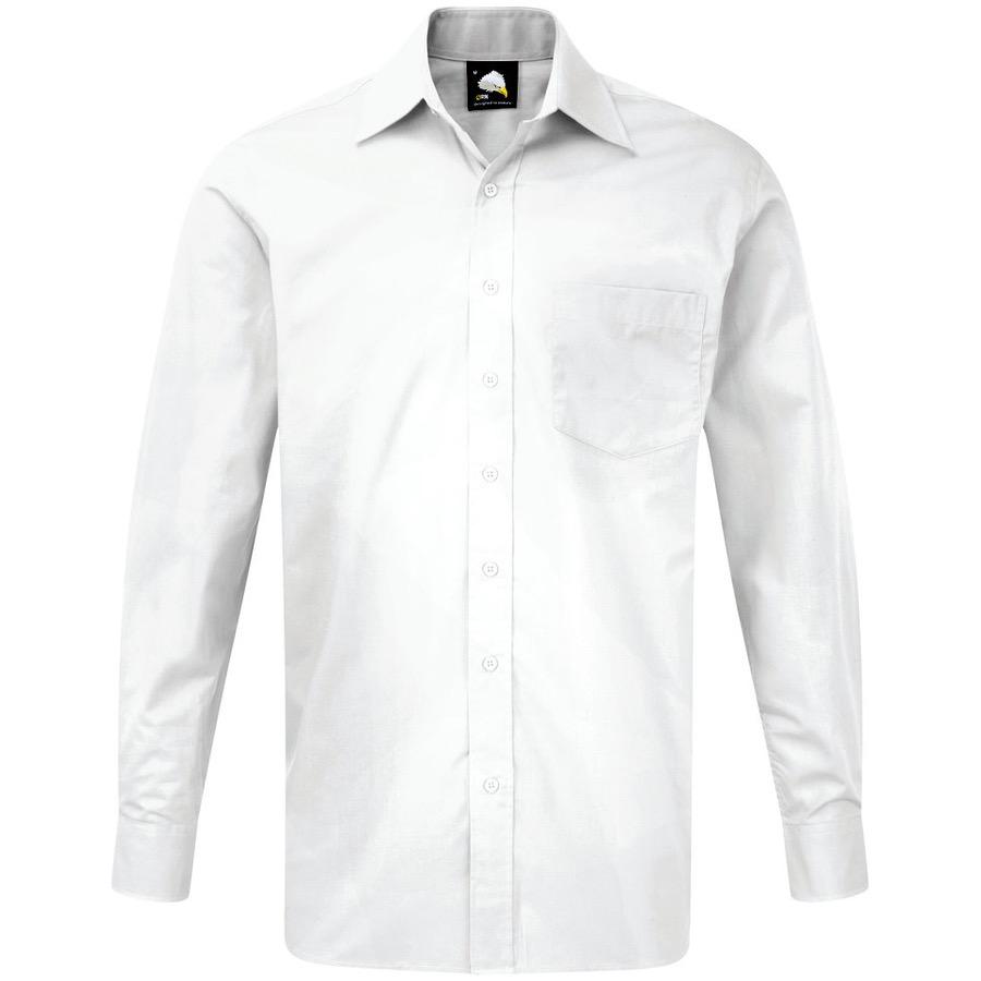 Orn clothing manchester men s premium polycotton long